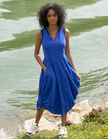 ROBE RIPPY 88 - Bleu