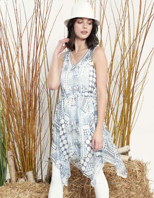 ELIZ TUNIC DRESS
