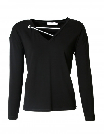 TOP YEGA - Black