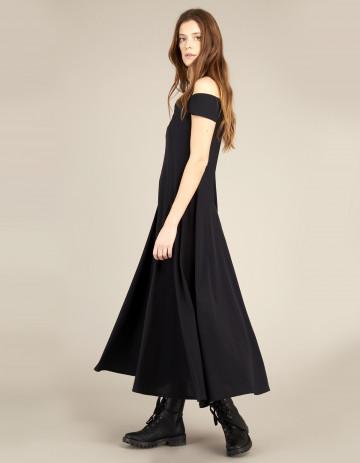 DRESS AKITA-88 - Black