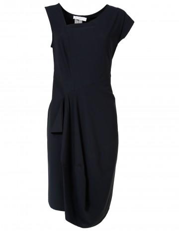 DRESS AYABE-88 - Black