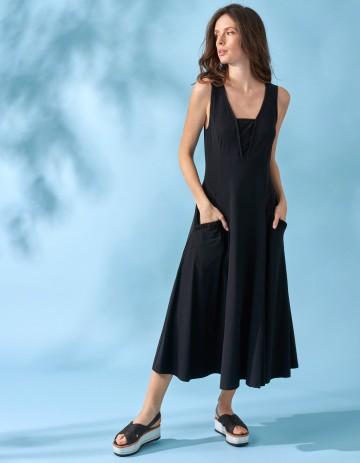 DRESS JENNY - Black