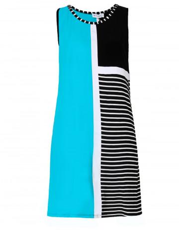 DRESS SETO-88 - Black