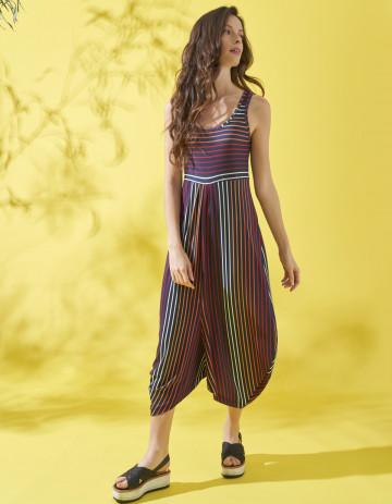 DRESS-JUMPSUIT IRAYE - Imprimé multicolor