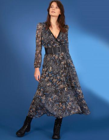 DRESS RUSSIE-88 - Floral