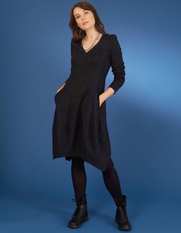 DRESS CANADA-88 - Black