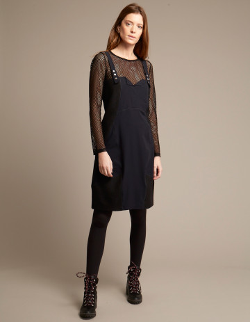 DRESS COLOMBIE-88 - Black