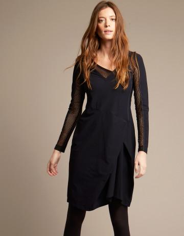 DRESS CONGO-88 - Black