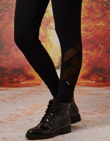 LEGGINGS MIFA - Black