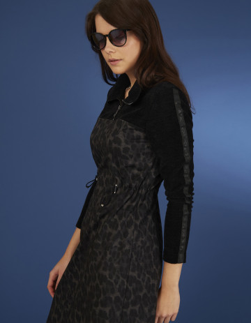 DRESS VENEZUELA-88 - Black